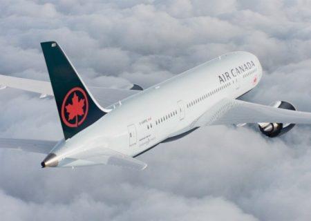 توقف ۲هفتهای پروازهای ایرکانادا از ونکوور به هنگ کنگ